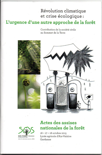 Assises nationales de la Foret